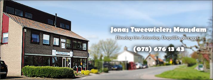 Jonas Tweewielers dagelijks geopend in Maasdam